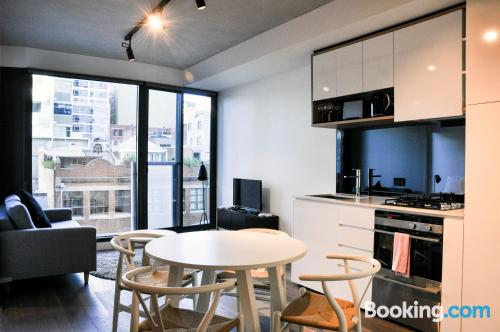 Apartamento en zona céntrica con terraza