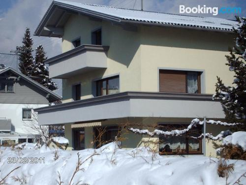 Homey place. Enjoy your terrace
