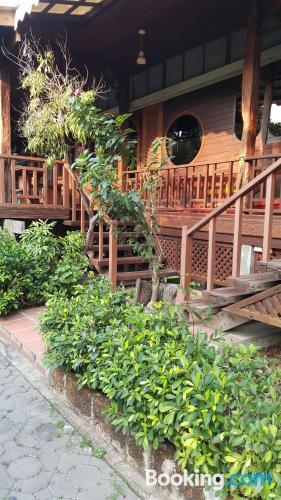 Apartment in Amphawa with internet