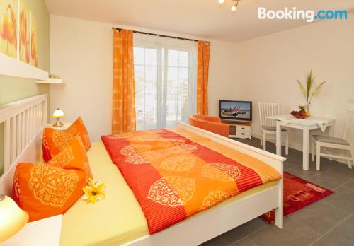 Perfect one bedroom apartment for 2