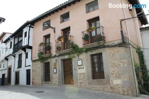 Apartamento con terraza en Aldeanueva de la Vera