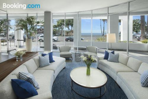 Home for two people in Los Angeles. Convenient!