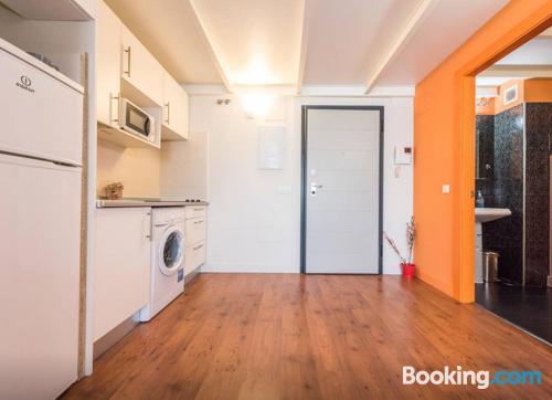 Apartamento perfecto con conexión a internet