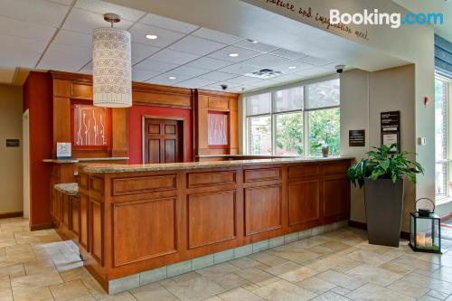 Pool and wifi home in Issaquah with heating