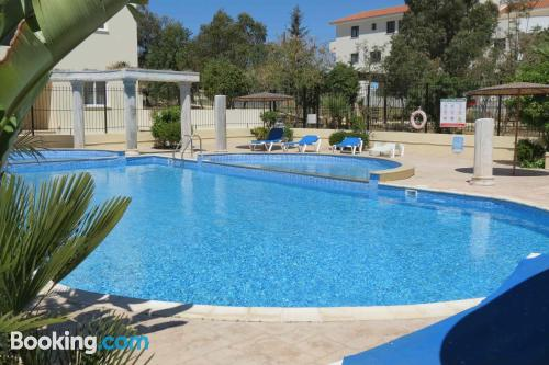 Place for groups. Enjoy your swimming pool in Tersephanou!