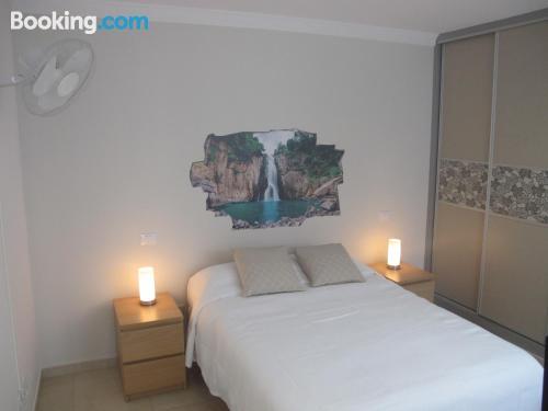Apartamento en Las Palmas de Gran Canaria con terraza y internet.