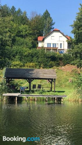 Stay in Brodnica Dolna. For couples
