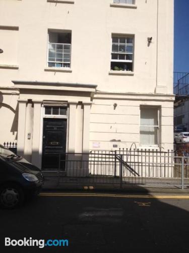 Apartamento en Brighton & Hove con wifi