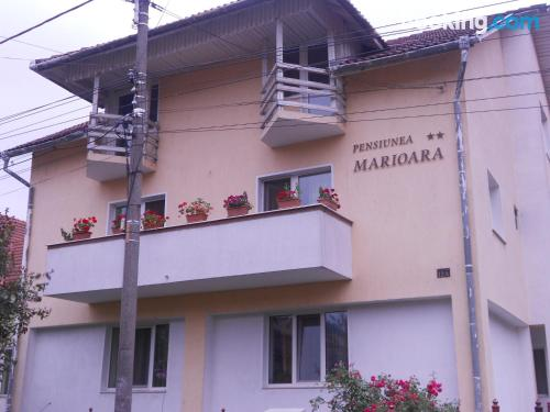 Place in great location with heating