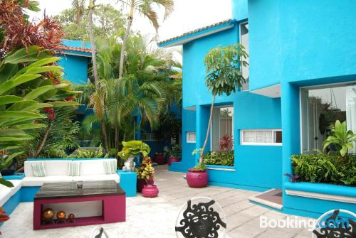 One bedroom apartment in Cozumel. Child friendly