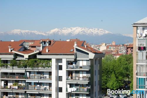 Apartment in Turin. 55m2!