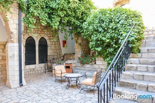 Place in Safed. Ideal!