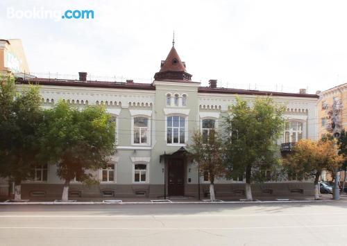 Apartment for 2 people in Astrakhan in perfect location