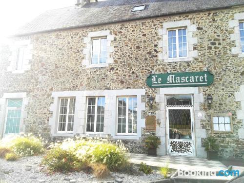 Apartamento ideal para familias en buena zona en Blainville-sur-Mer