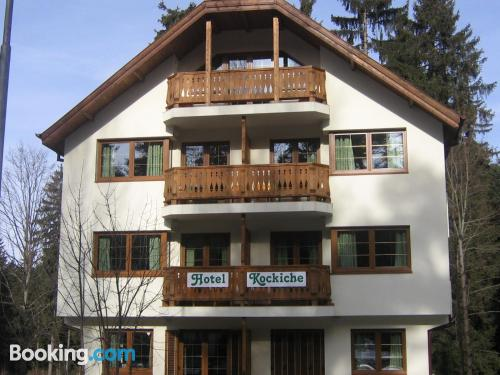 Place with wifi in perfect location of Borovets