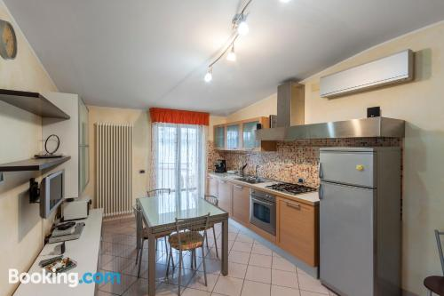 Apartamento apto para animales en Alba Adriatica, en buena zona