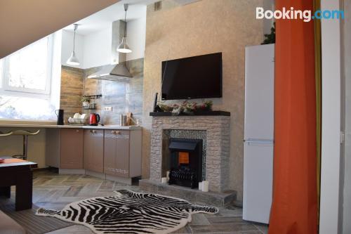 Two room apartment in perfect location of Estosadok