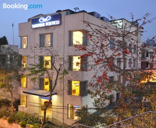 Apartamento con aire acondicionado en Nueva Delhi