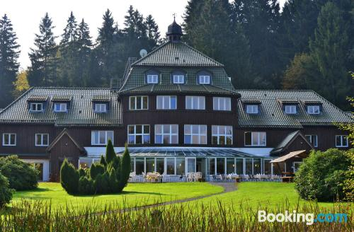 Place in Benneckenstein. For couples
