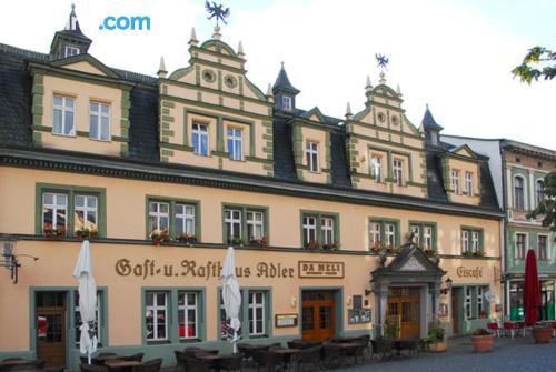 Apartamento para una persona en Rudolstadt con wifi