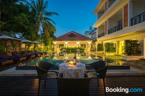 Place with wifi. Enjoy your swimming pool in Siem Reap!
