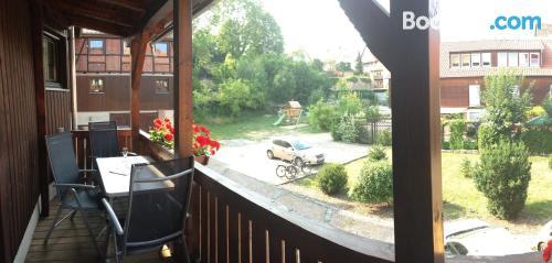 Apartamento en el ajo en Arnstadt.