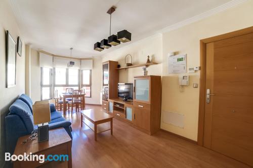 Apartment in Albacete. Spacious and amazing location
