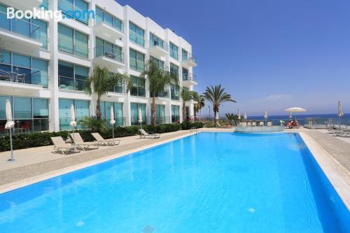 One bedroom apartment in Protaras with terrace