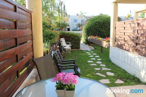 Good choice apartment with terrace