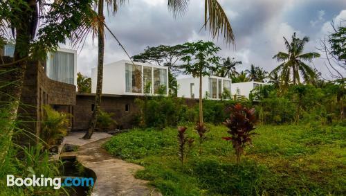 Apartamento de 100m2 en Ubud con piscina.