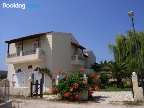 Great location in Acharavi. 45m2!