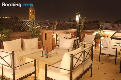 Apartment in Marrakech for two people
