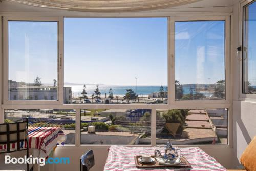 Place for couples in Essaouira with heating and internet