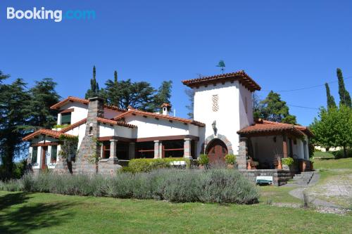 La Falda experience! With swimming pool and terrace