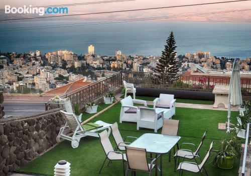 60m2 apartment in Tiberias with terrace