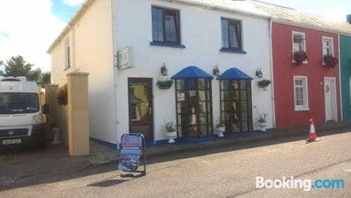 Portmagee is waiting! Small and in central location