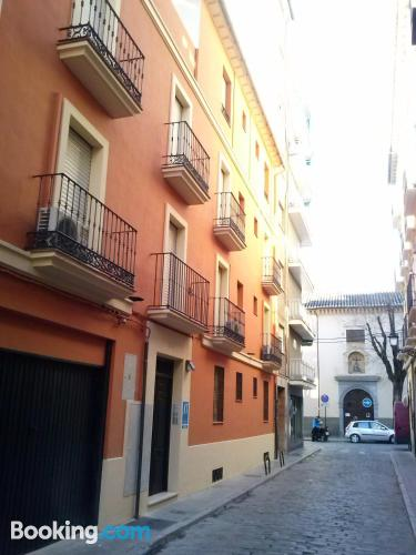 Stay cool: air home in Granada in center