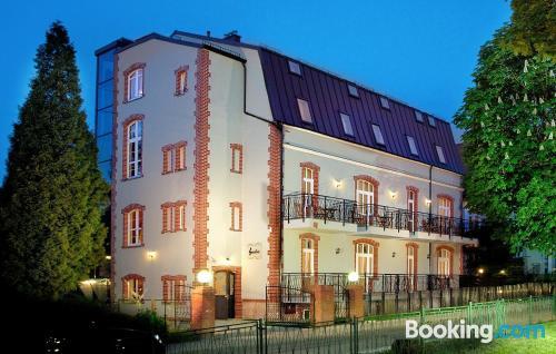 Apartamento con terraza en Kudowa-Zdrój