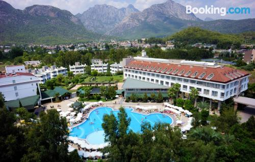 Swimming pool! in Kemer.