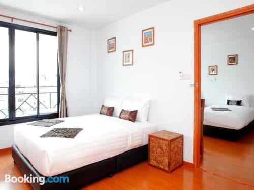 Apartamento de 35m2 en Bangkok con conexión a internet