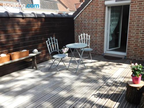 1 bedroom apartment in Arras for 2 people