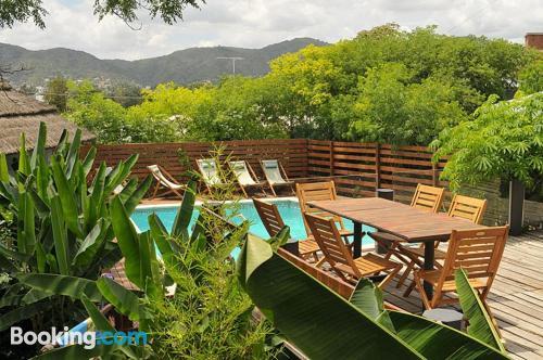Apartamento con terraza en Villa Carlos Paz