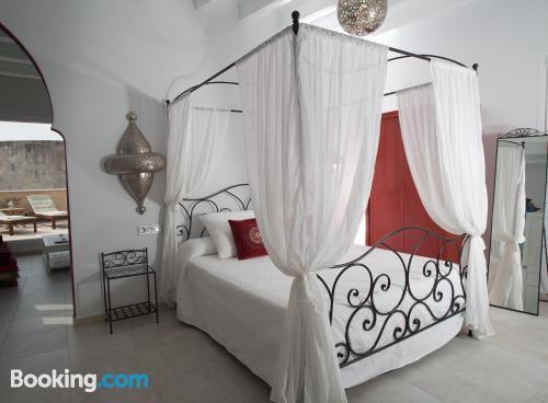 Apartamento en miniatura en Tarifa con calefacción