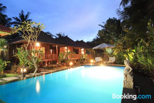 Stay in Lembongan for 2 people