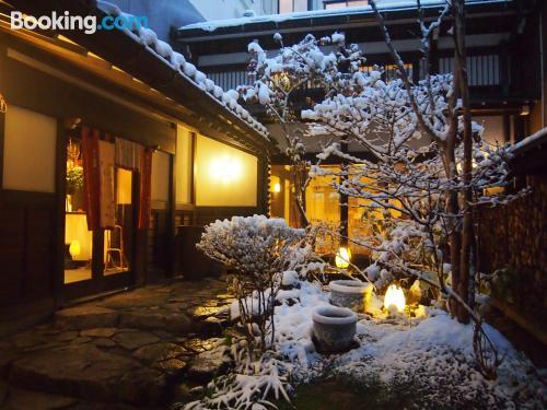 Homey studio in great location of Takayama