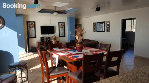 Apartment in Rosarito for 6 or more