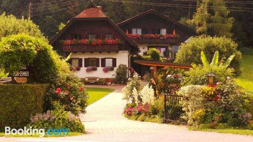 Place for two people in Ossiach. 44m2!