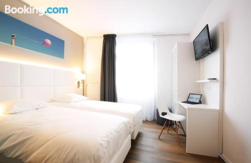 Apartment with internet for 1 person