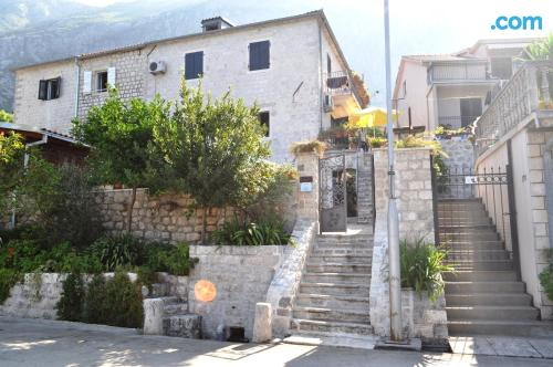 Apartment in Kotor with terrace