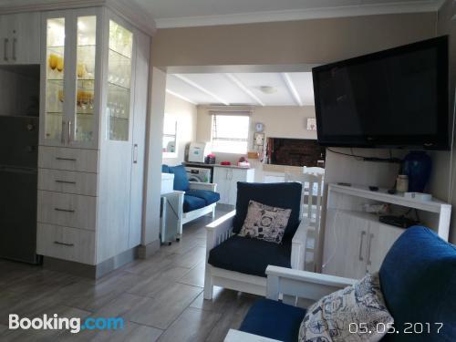 Apartamento de 52m2 en Mossel Bay con vistas y internet